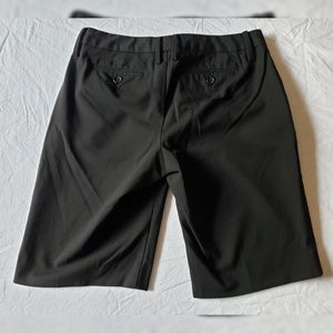 GAP Shorts - GAP Bermuda Trouser Black Shorts Size 4